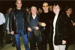 Lionel SUAREZ , François ACETI et Sergio TOMASSI