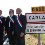 Jumelage Carlat - Bruni