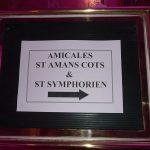 Amicales St AMANS DES CÔTS & St SYMPHORIEN