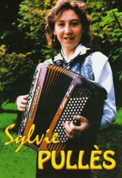 Carte Postale Sylvie Pullès