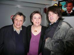 les producteurs : Mémé IBACH et Michel ALGAY