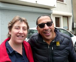 Smain et Sylvie Pullès