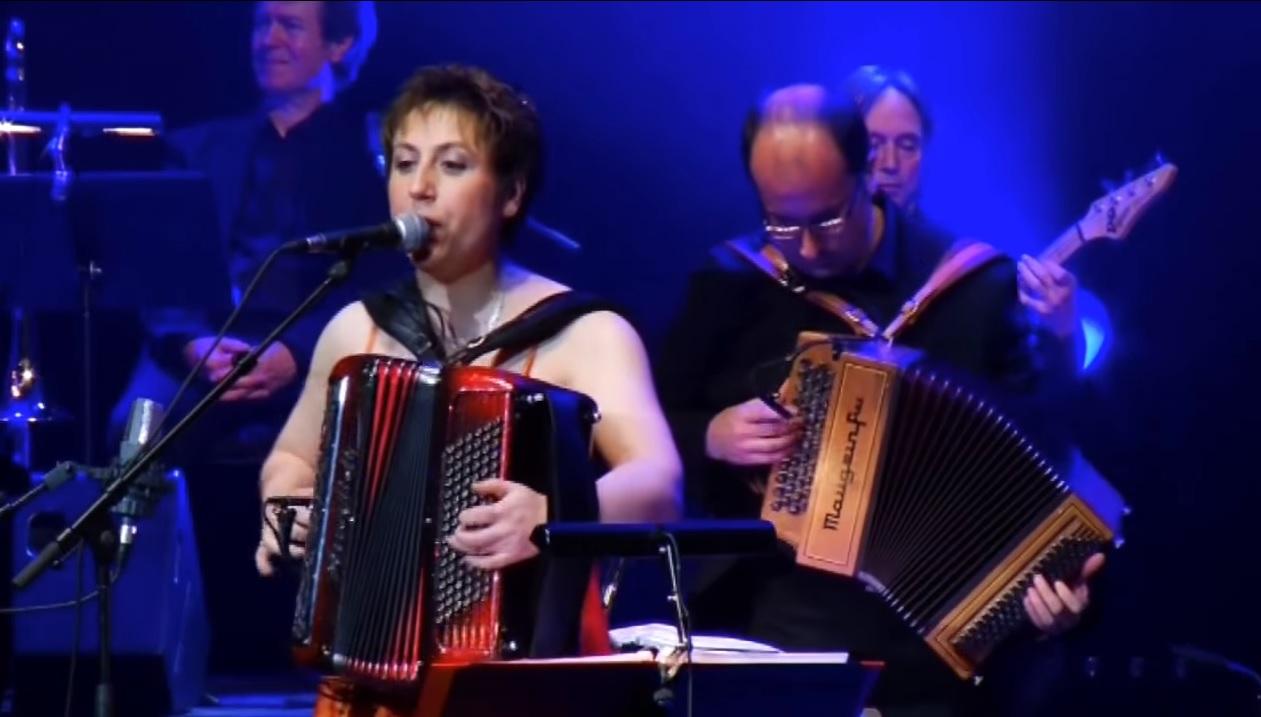 Medley valses du pays Olympia 2010